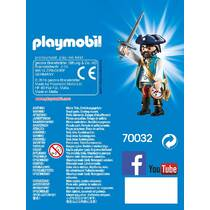 PLAYMOBIL 70032 PIRAAT MET COMPAS