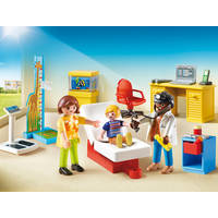 PLAYMOBIL 70034 STARTERPACK PEDIATRICIA