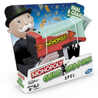 MONOPOLY CASH GRAB GAME