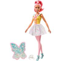 Barbie Dreamtopia fee - roze