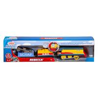 Thomas & Friends TrackMaster Rebecca + twee wagons