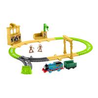 THOMAS & FRIENDS SPEELSET MET AAPJES
