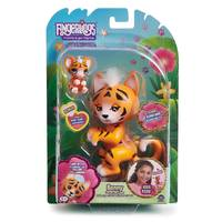 Fingerlings baby tijger Benny - oranje