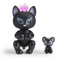 FINGERLINGS BABY ZWARTE PANTER TWILIGHT