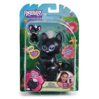 Fingerlings baby panter Twilight - zwart
