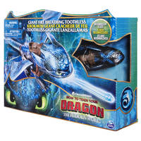 DRAGONS FEATURE TOOTHLESS