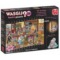 Jumbo Wasgij Destiny 20 puzzel - 1000 stukjes