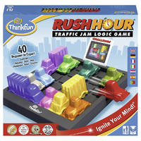 Ravensburger ThinkFun Rush Hour bordspel