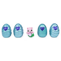 HATCHIMALS COLLEGGTIBLES 4 PACK - S5