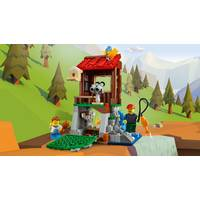 LEGO CREATOR 31098 HUT IN DE WILDERNIS
