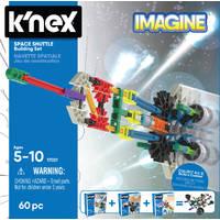 K'NEX IMAGINE SPACE SHUTTLE BUILDING SET