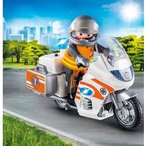 PLAYMOBIL 70051 SPOEDARTS OP MOTO