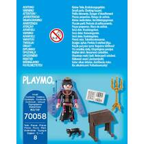 PLAYMOBIL 70058 HEKS MET TOVERBOEK