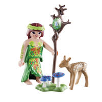 PLAYMOBIL 70059 FAIRY WITH DEER