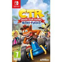 Nintendo Switch Crash Team Racing Nitro Fueled