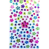 DIAMANTJES CREATE-IT FLOWERMIX