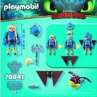 PLAYMOBIL 70041 ASTRID EN SCHROKOP