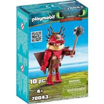 PLAYMOBIL Dragons Snotvlerk in vliegpak 70043