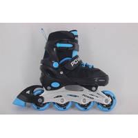 INLINE SKATES BLUE 30-33