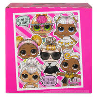 L.O.L. SURPRISE DOLL GLAM GLITTER