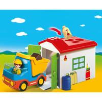 PLAYMOBIL GARBAGE TRUCK 70184