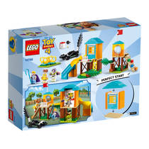 LEGO 10768 4+ SPEELAVONTUUR BUZZBOPEEP