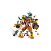 LEGO SH 76128 MOLTEN MAN DUEL