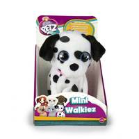 Club Petz Mini Walkiez knuffel hond dalmatiër