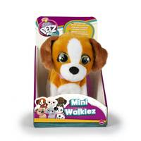 Club Petz Mini Walkiez knuffel hond beagle