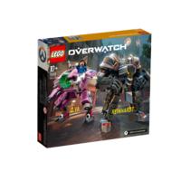 LEGO OVERWATCH 75973 D.VA. & REINHARD