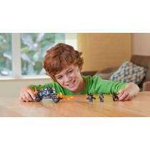 LEGO SH 76123 CAPTAIN AMERICA OUTRIDERS