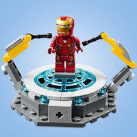 LEGO SH 76125 IRON MAN LABERVARING