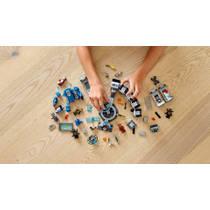 LEGO SH 76125 IRON MAN LABERVARING