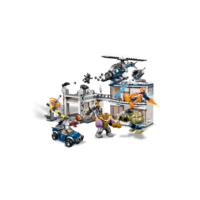 LEGO SH 76131 STRIJD BASIS AVENGERS