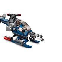 LEGO SH 76131 STRIJD BASIS AVENGERS