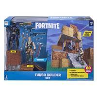 Fortnite Turbo Builder set Jonesy en Raven