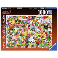Ravensburger puzzel Emoji II - 1000 stukjes