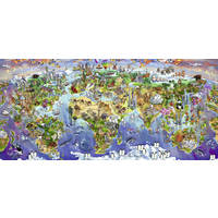RAVENSBURGER WORLD WONDERS 2000P