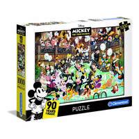 Clementoni puzzel Mickey Mouze 90e verjaardag - 1000 stukjes