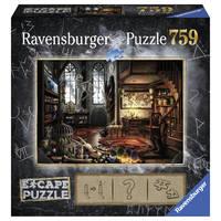 Ravensburger puzzel escape 5 draken laboratorium - 759 stukjes