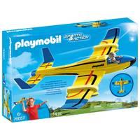 PLAYMOBIL Sports & Action waterzweefvliegtuig 70057