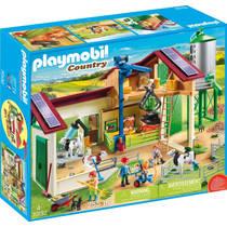 PLAYMOBIL Country boerderij met silo en dieren 70132