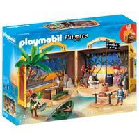 PLAYMOBIL Pirates meeneem pirateneiland 70150