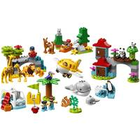DUPLO 10907 CONF_WORLD ANIMALS
