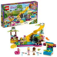 LEGO FRIENDS 41374 ANDREA'S ZWEMBADFEEST