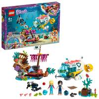 LEGO FRIENDS 41378 DOLFIJN REDDINGSACTIE