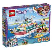 LEGO Friends reddingsboot 41381