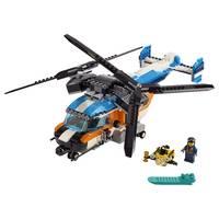 LEGO CREATOR 31096 DUBBEL HELIKOPTER