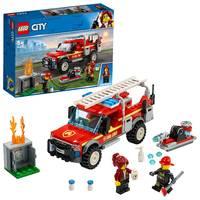 LEGO CITY 60231 WAGEN VAN BRANDWEER
