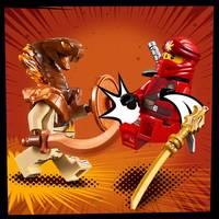 LEGO NINJAGO 70672 COLE'S CROSSMOTOR